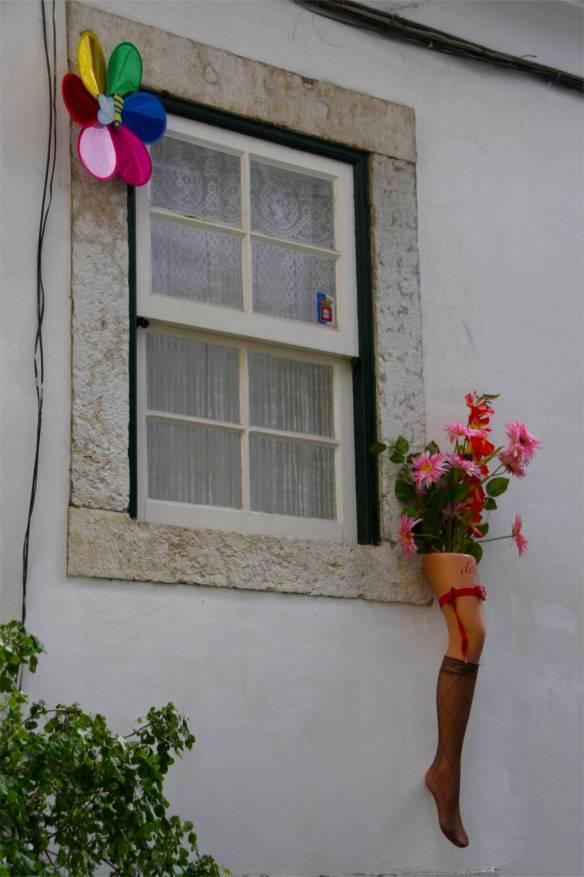 Flowers, Lisbon, Portugal