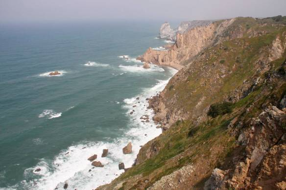 Cabo de Roca, the western-most point of Europe, Portugal