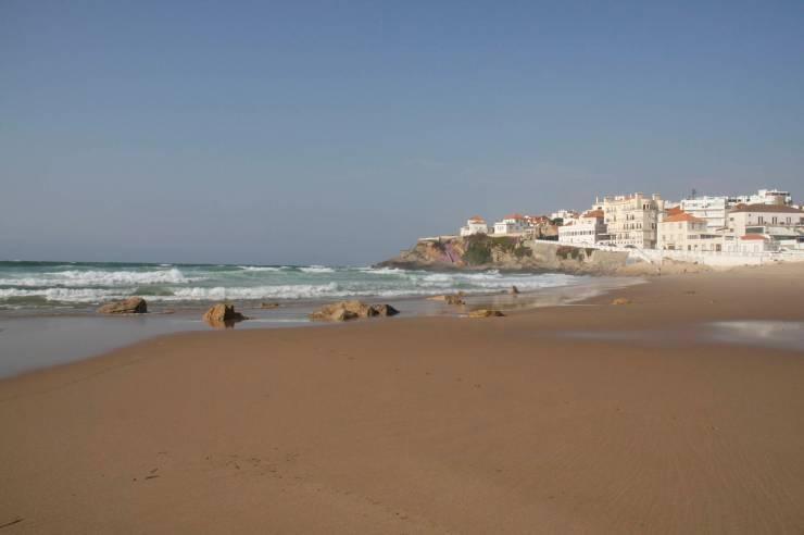 Beaches at Cascais, Portugal