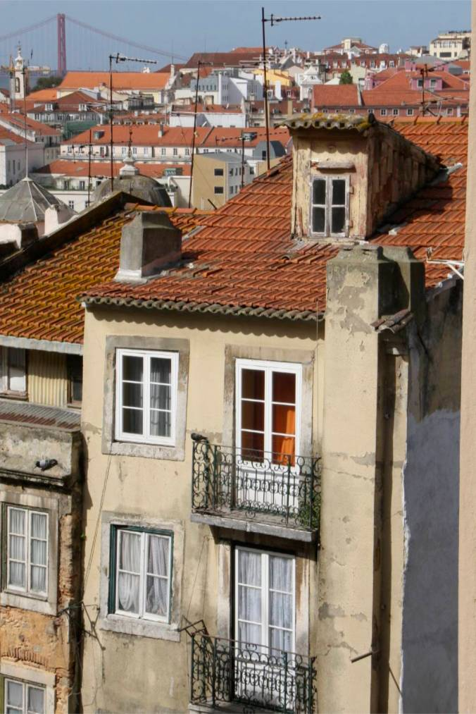 Views over Lisbon, Portugal