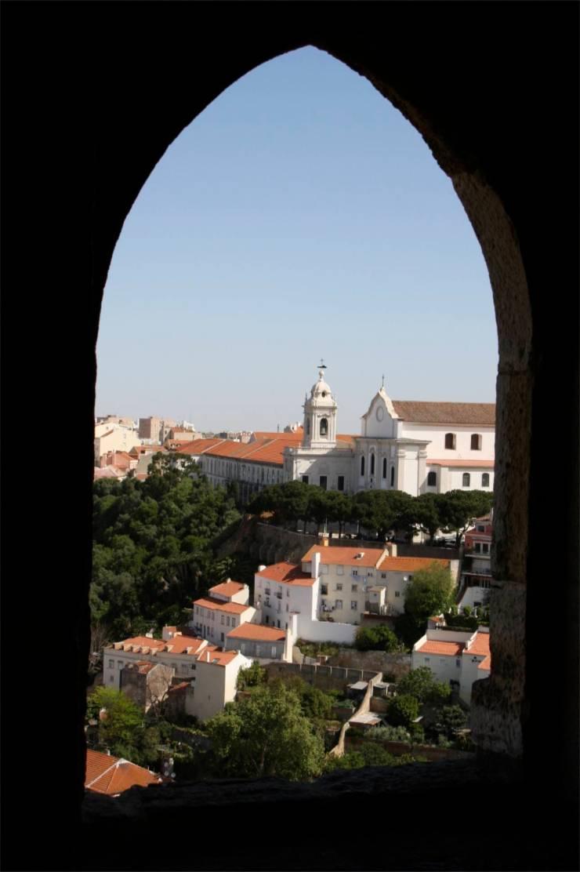 Views over Lisbon, Portugal