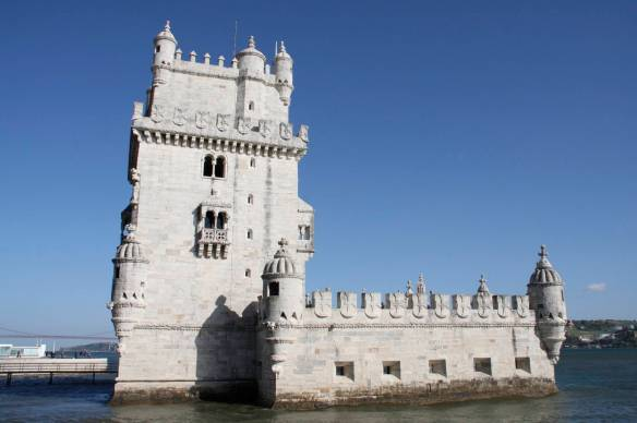 Belém Tower, Rio Tejo, Lisbon, Portugal