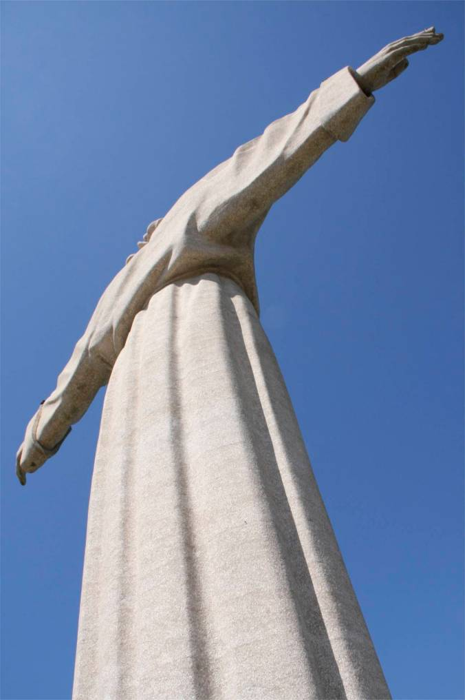 Cristo Rei or Christ the King, Lisbon, Portugal