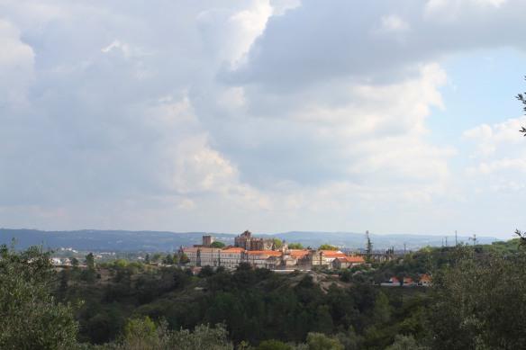 Convento de Cristo, Knights Templar fortress at Tomar, Portugal