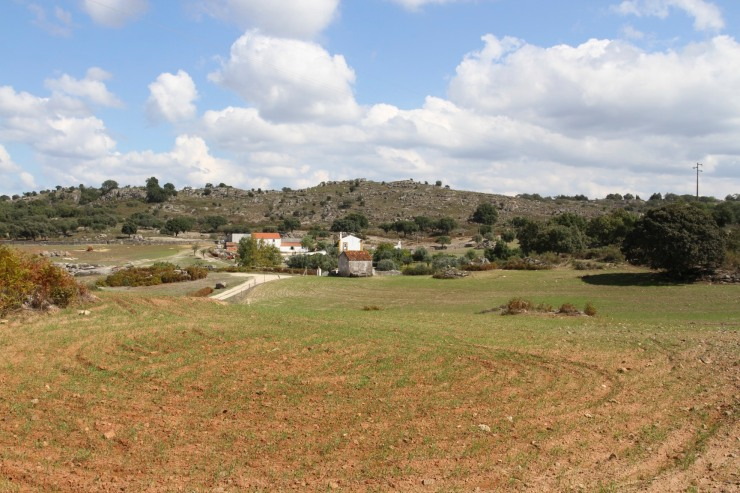 Countryside surrounding Castelo de Vide, Portugal