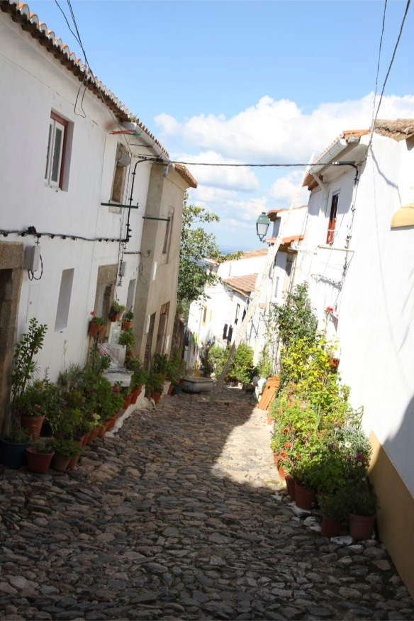 Medieval Quarter, Castelo de Vide, Portugal