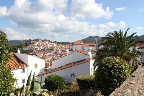 View over Castelo de Vide, Portugal