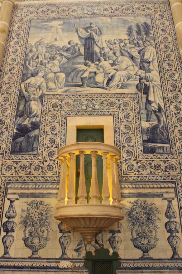 Igreja de Sao Joao Evangelista, Evora, Portugal