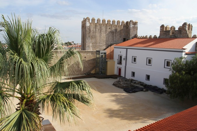 Castle, Serpa, Alentejo, Portugal