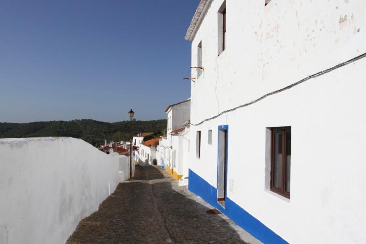 Mertola, Alentejo, Portugal