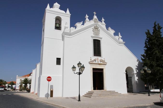 Church of Nossa Senhora dos Remédios, Castro Verde, Portugal