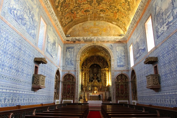 Church of Nossa Senhora da Conceição, the Royal Basilica of Castro Verde, Portugal