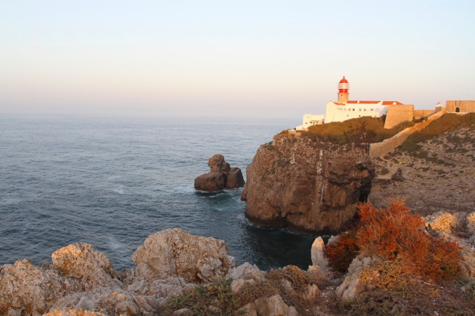 Sunrise at Cabo de Sao Verde, Algarve, Portugal