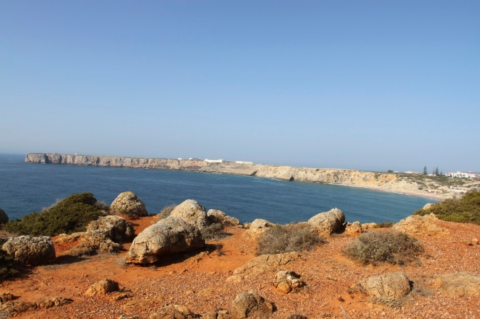 The Bay of Sagres, Portugal