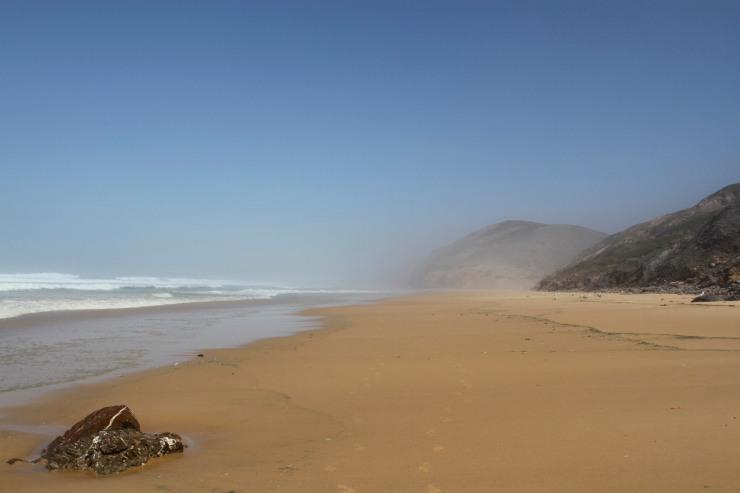 Praia de Vale Figueira, Algarve, Portugal