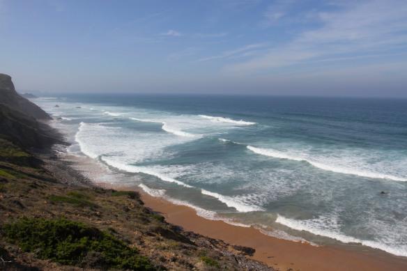 Praia de Carreagem, Algarve, Portugal