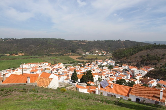 Odeceixe village, Algarve, Portugal