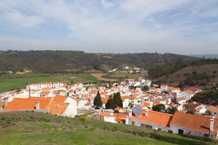 Odeceixe village, Algarve, Portugal