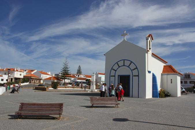 Nossa Senhora do Mar, Zambujeira do Mar, Alentejo, Portugal