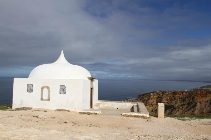 Igreja de Nossa Senhora do Cabo, Cabo Espichel, Portugal