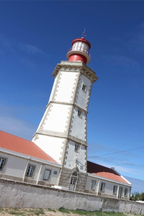 Lighthouse, Cabo Espichel, Portugal