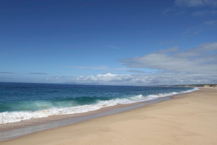 Praia do Meco, Portugal