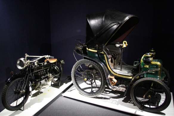 1894 Peugeot Type 6 Phaeton, Louwman Museum, The Hague, Netherlands