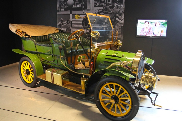 Genevieve, Spyke Double Phaeton, Louwman Museum, The Hague, Netherlands