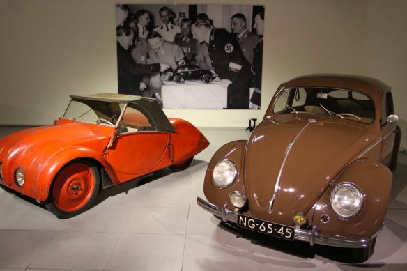 Volkswagen Beetle Louwman Museum, The Hague, Netherlands