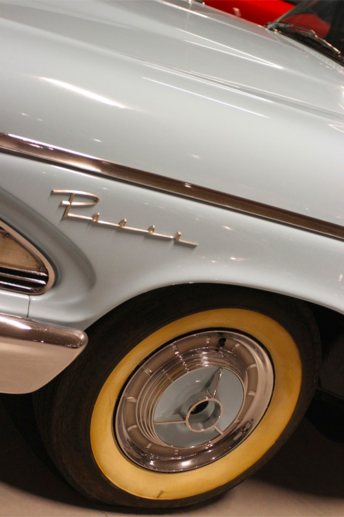 Edsel Pacer Convertible, Louwman Museum, The Hague, Netherlands
