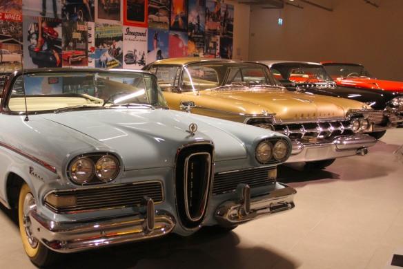 Edsel Pacer Convertible, Louwman Museum, The Hague, Netherlands