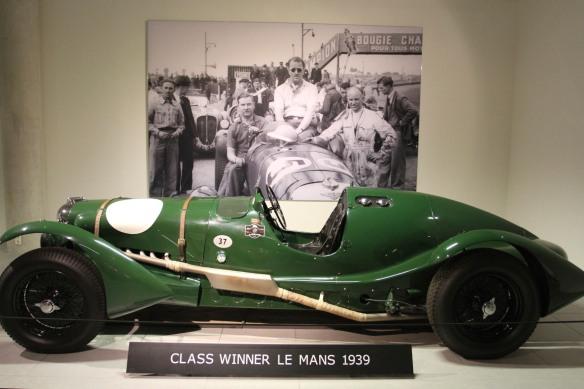 Lagonda V12, Louwman Museum, The Hague, Netherlands