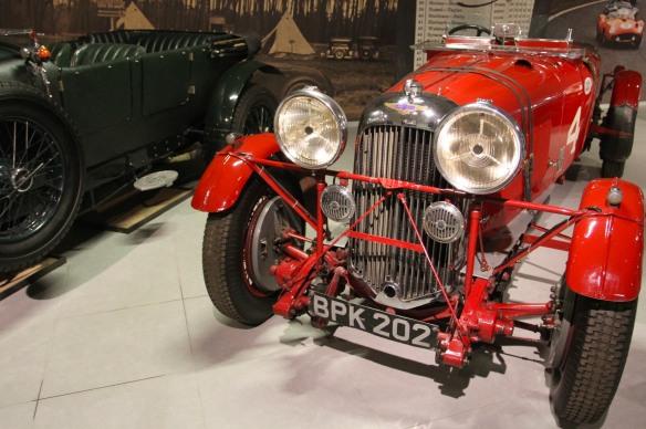 1935 Lagonda, Louwman Museum, The Hague, Netherlands