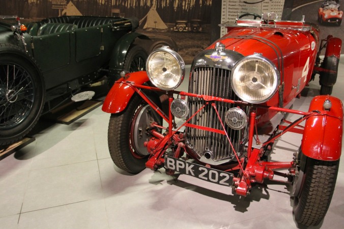 1935 Lagonda, Louwman Museum, The Hague, Netherlands