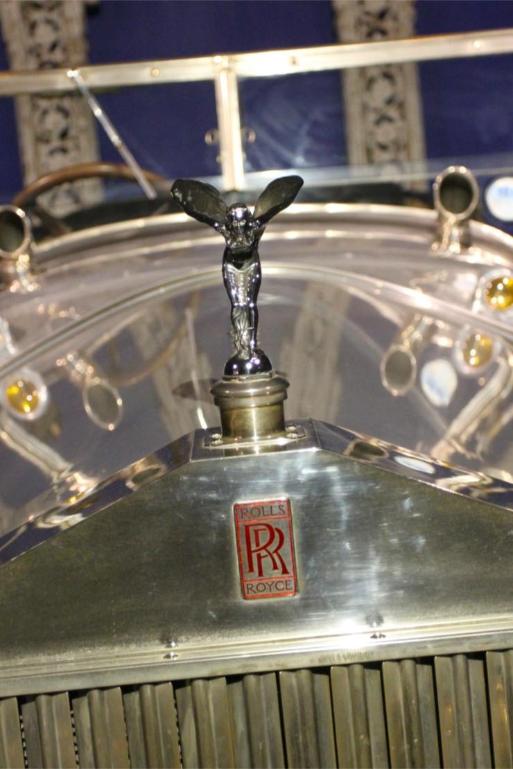 Rolls Royce Phantom Barker Torpedo Tourer, Louwman Museum, The Hague, Netherlands