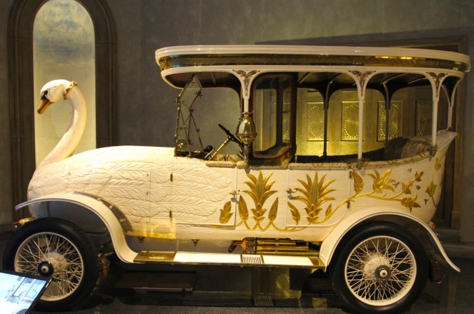 Brooke Swan Car, Louwman Museum, The Hague, Netherlands