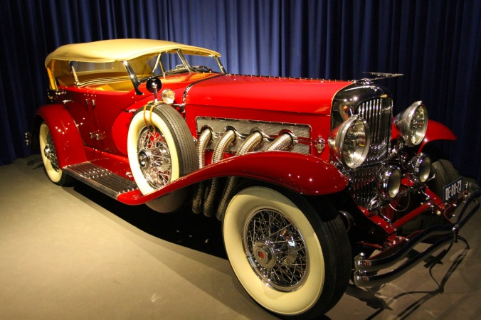 Duesenberg Model SJ, Louwman Museum, The Hague, Netherlands