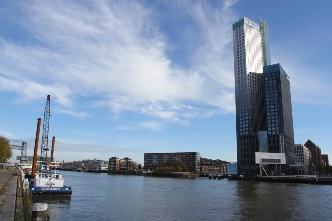 Maas Toren, Rotterdam, Netherlands