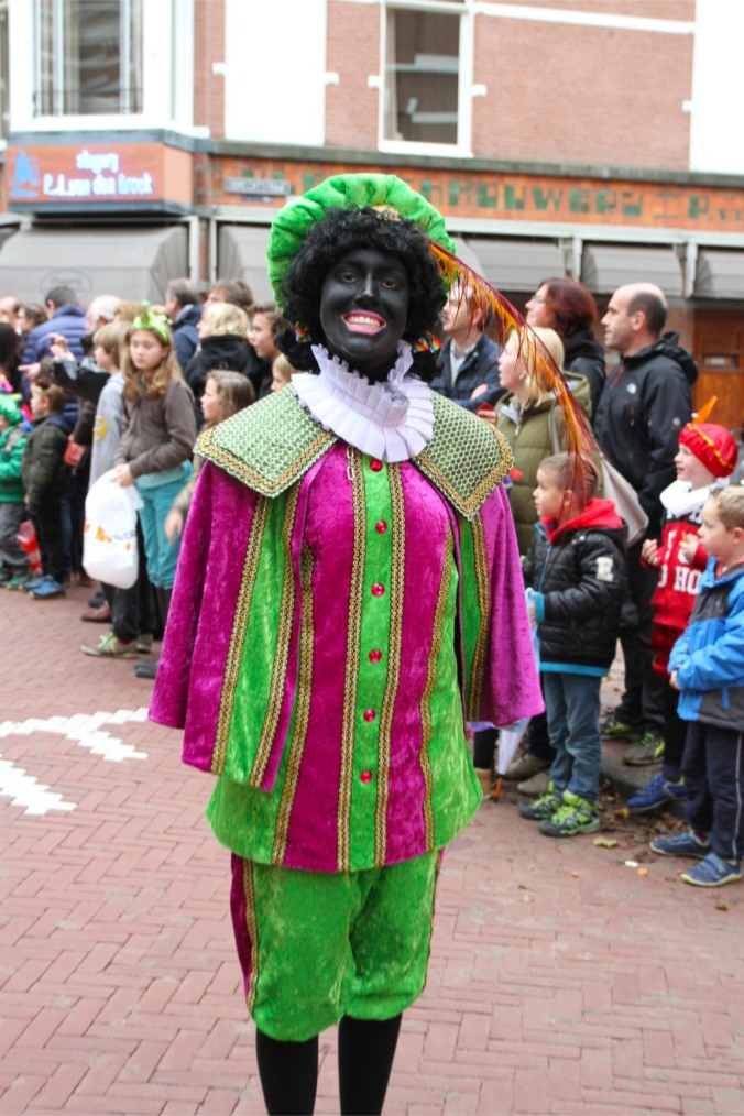 Zwarte Pete and Sintaklaas parade, The Hague, Netherlands