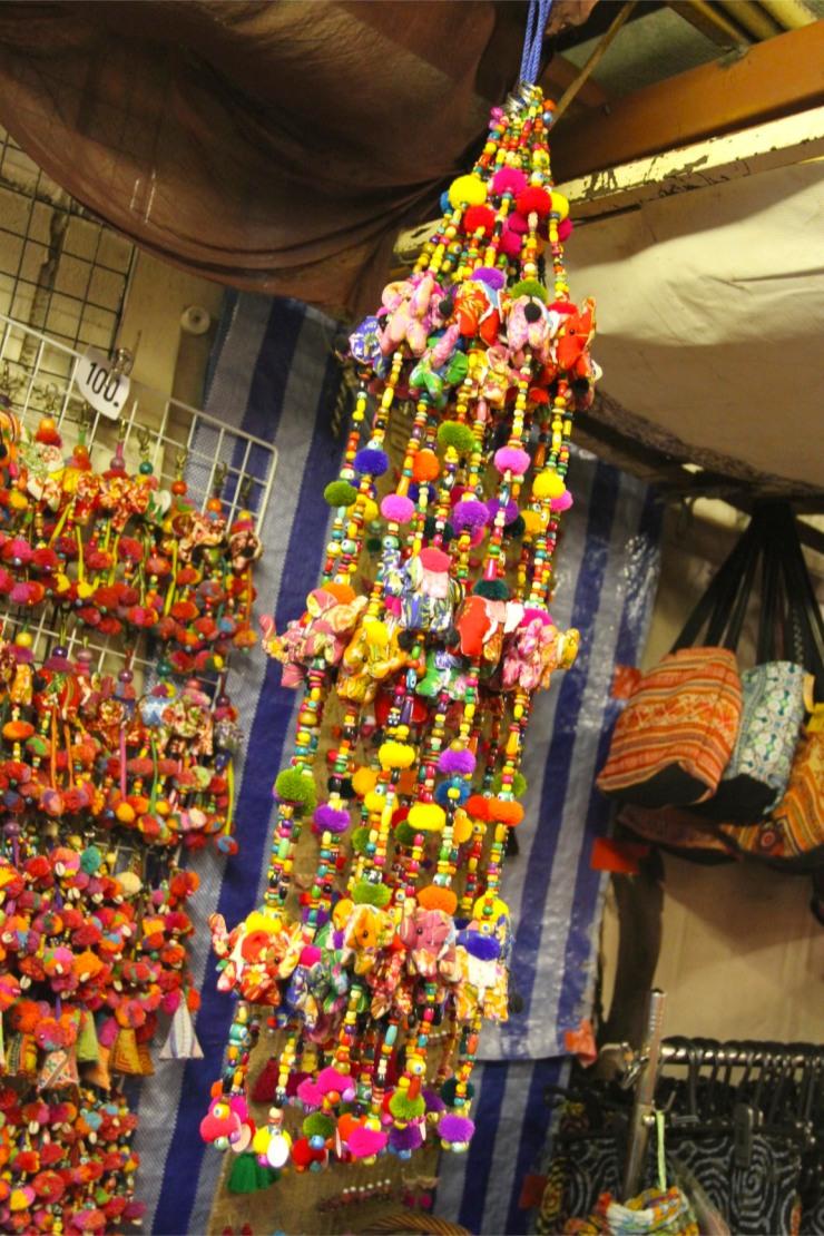 Tourist trinkets, Bangkok, Thailand