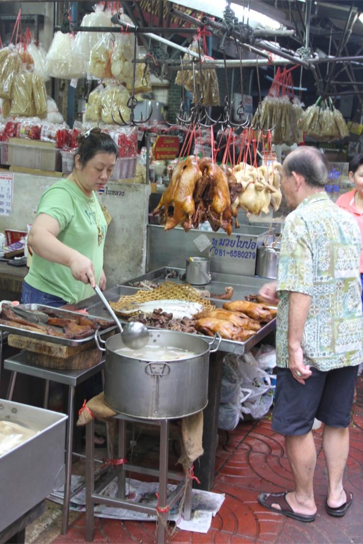 Street food, Bangkok, Thailand