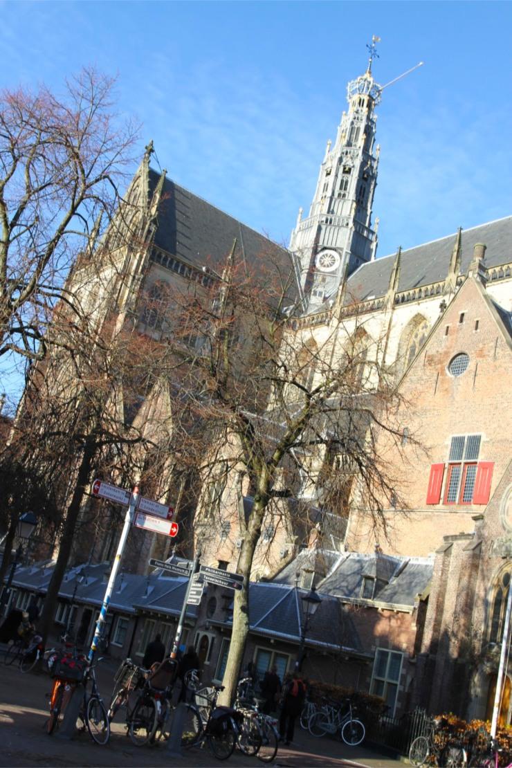 Grotekerk, Haarlem, Netherlands