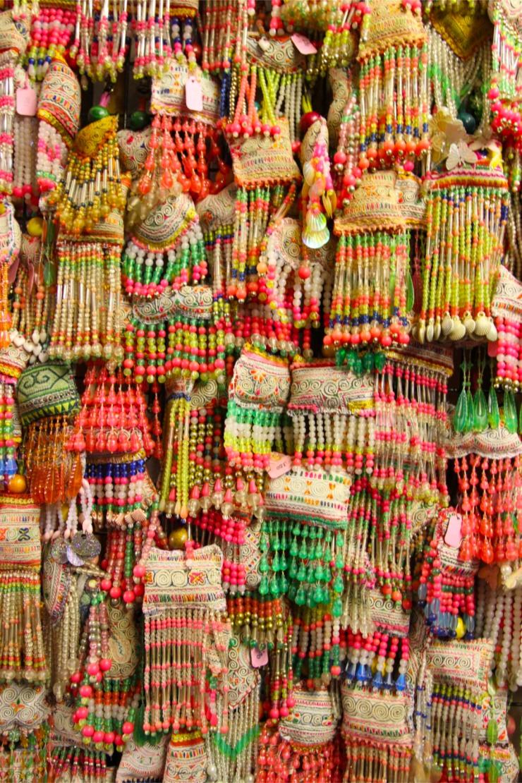 Beads, Khao San, Bangkok, Thailand