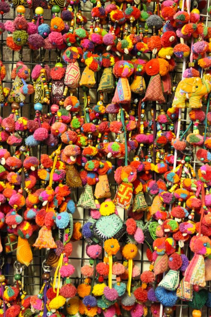 Souvenirs, Khao San, Bangkok, Thailand