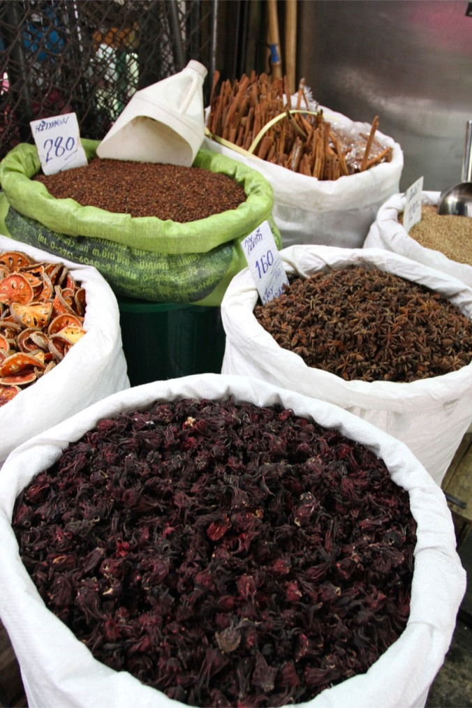 Spices, Chinatown, Bangkok, Thailand
