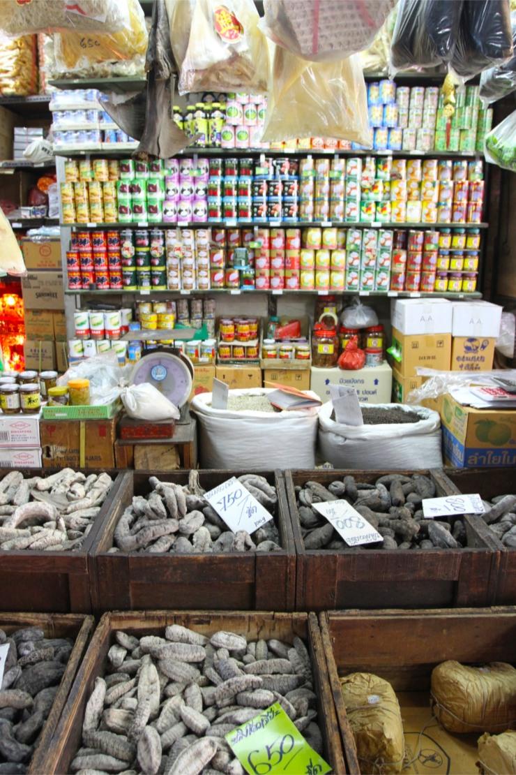 Shop, Chinatown, Bangkok, Thailand