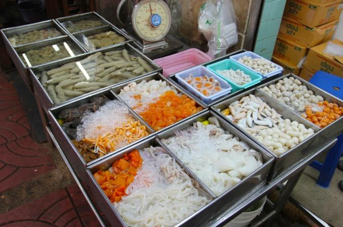 Seafood, Chinatown, Bangkok, Thailand