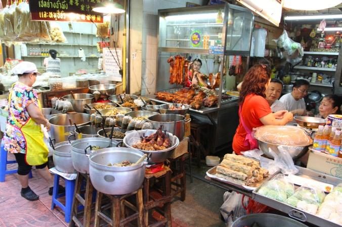 Cafe, Chinatown, Bangkok, Thailand
