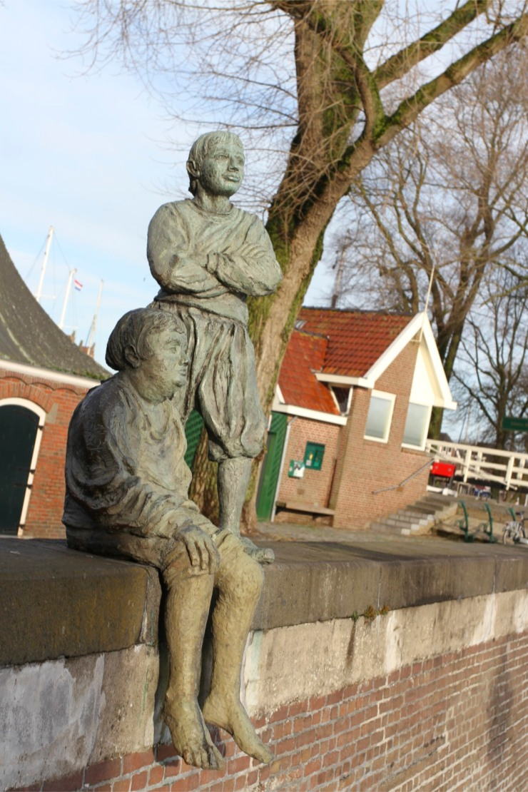The Cabin Boys of Bontekoe, Hoorn, Netherlands
