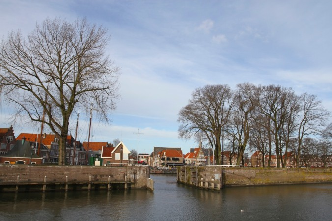 The harbour, Hoorn, Netherlands